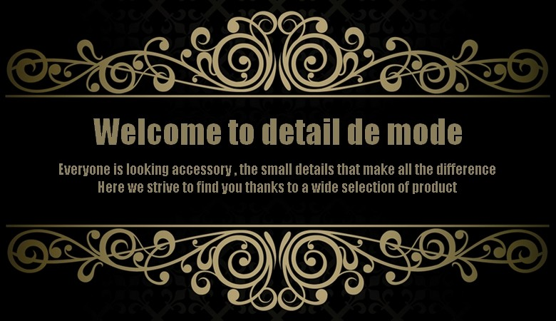 Welcome to detail de mode